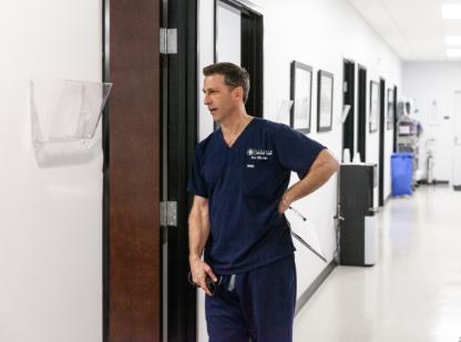 Dr Eric Ellis Lincoln Urgent Care